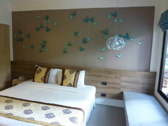 The Viridian Resort: Garden view Grand Deluxe Room