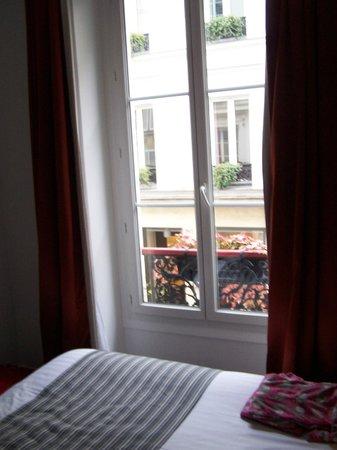 Hôtel Joyce - Astotel : balconcino