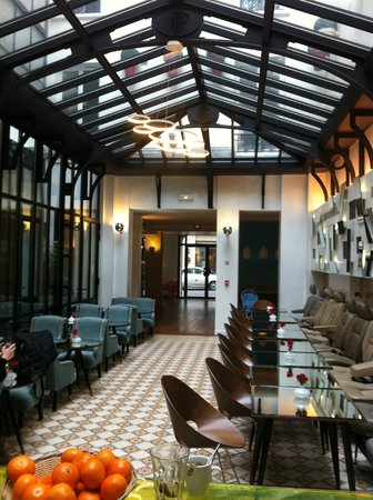 Hôtel Joyce - Astotel : Sala Colazione