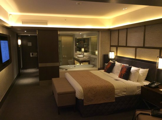 Pan Pacific Singapore : Harbour Studio