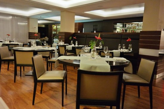 The Cambrian: restaurant