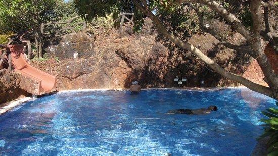 Hotel Shreyas: pool area