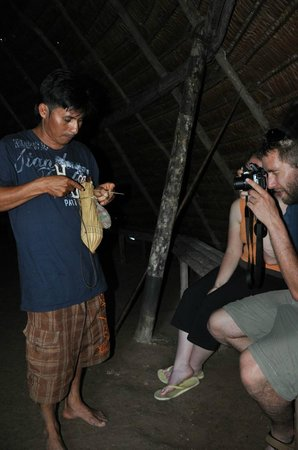 Amazon Yanayacu Lodge : это наш душевный гид
