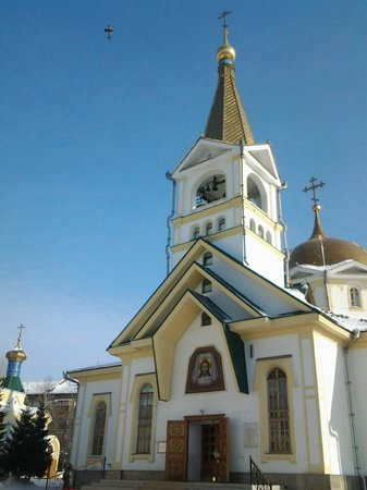 Cathedral of Ascension  (Voznesensky Sobor)