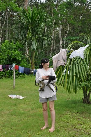 Amazon Yanayacu Lodge : местные