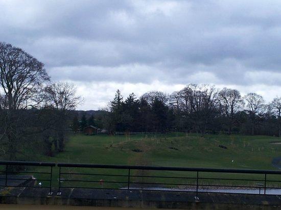 Knightsbrook Hotel & Golf Resort: Golf Course from Room