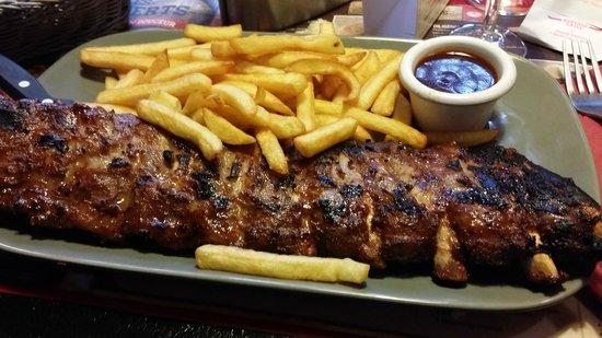 Buffalo Grill: una favolosa baffa