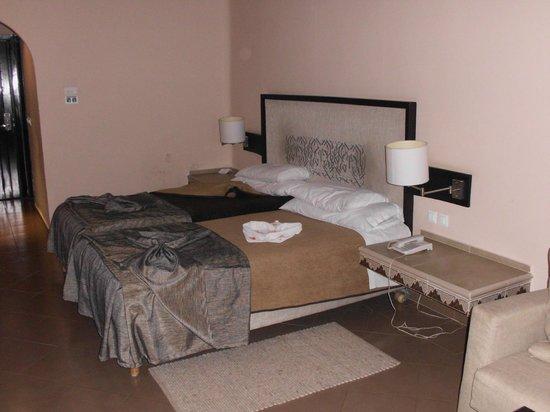 ClubHotel Riu Tikida Palmeraie: chambre