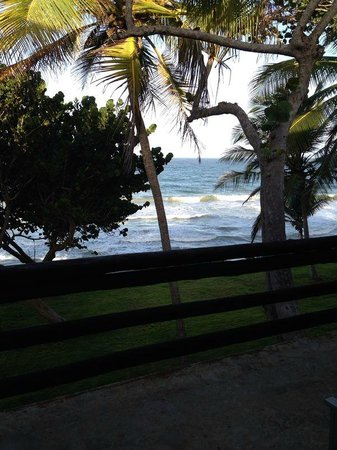 IKIN Margarita Hotel & Spa : Balcon