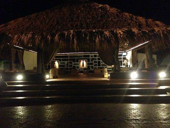 IKIN Margarita Hotel & Spa : Estar del hotel