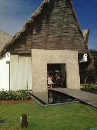 IKIN Margarita Hotel & Spa: Entrada