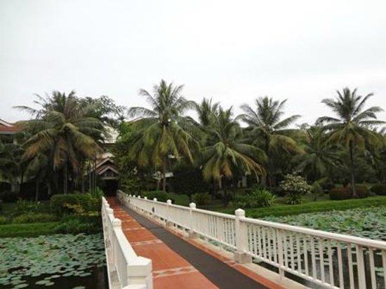 Sofitel Angkor Phokeethra Golf and Spa Resort: ホテル内部