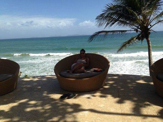 IKIN Margarita Hotel & Spa : Sillones
