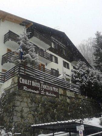 Chalet Fiocco di Neve: esterno hotel