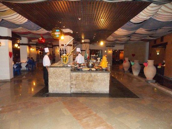 Siva Port Ghalib : Het diner met valentijnsdag