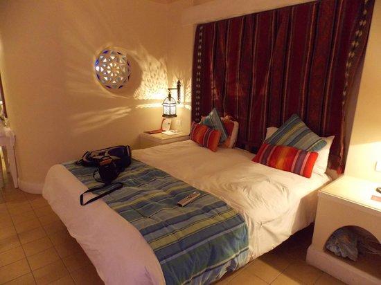 Siva Port Ghalib : Heerlijk bed