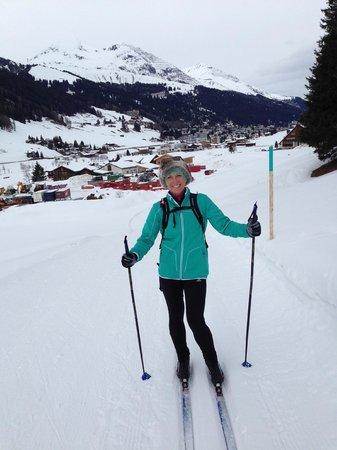 Toptrek Touren : Beautiful Day out in Davos