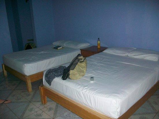 Hotel Hostel Mundo Maya : Bedroom