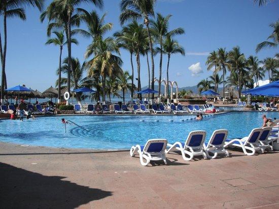 Occidental Nuevo Vallarta : Central pool