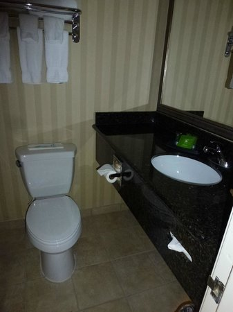 Best Western Plus Canyonlands Inn : Bathroom room 118