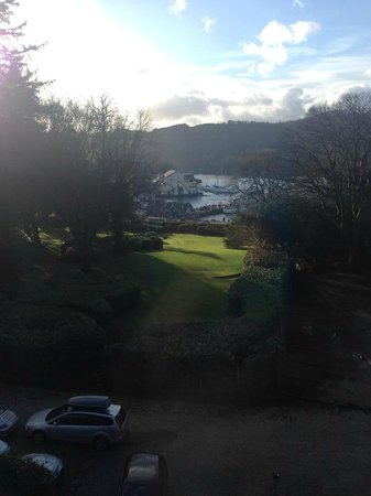 Bowness Bay Suites: View from room