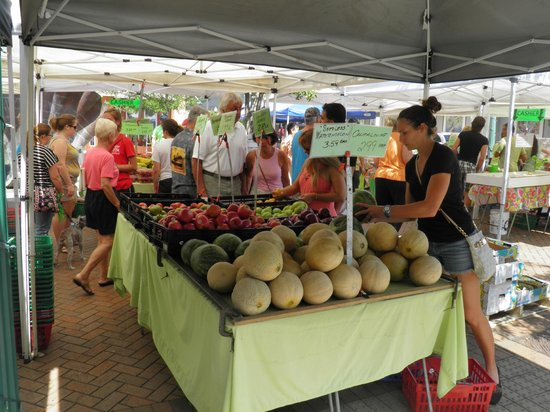 Sarasota Farmers Market: fruits de saison