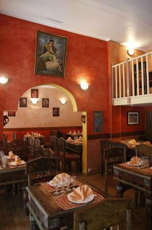 restaurant le bombay dans grenoble avec cuisine indienne. Black Bedroom Furniture Sets. Home Design Ideas