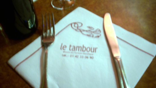 Le Tambour: It used to be good!