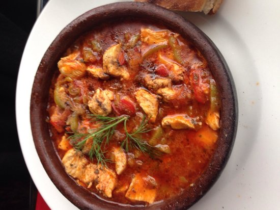 My Mother's Restaurant: Tavuk sote