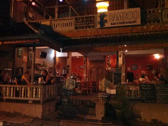 Bamboo Restaurant: Nice Restaurant