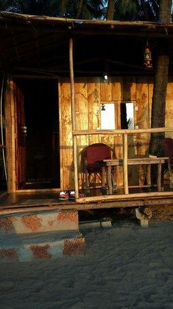 Little Cove Yoga Holiday Retreat : My beautiful hut