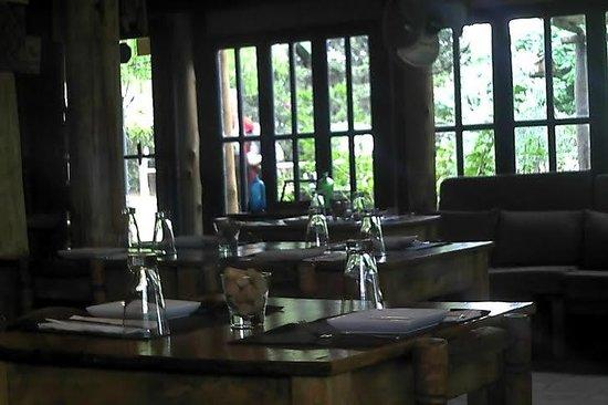 Pie de Cuba: Interior del Restaurant