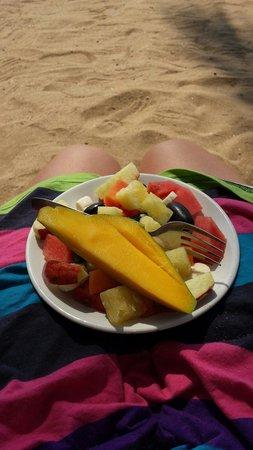 Little Cove Yoga Holiday Retreat : Breakfast