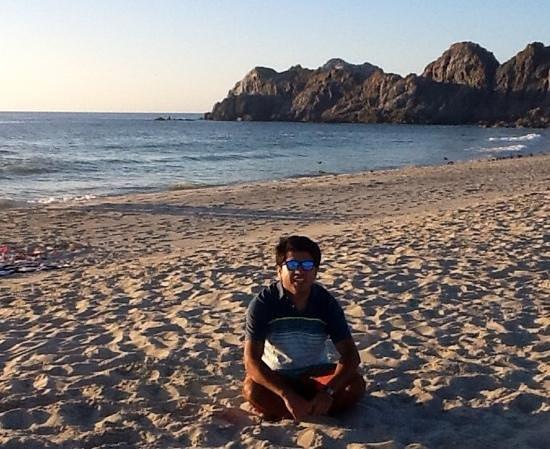 Pan de Azucar National Park: Disfrutando la playa en pan d azucar