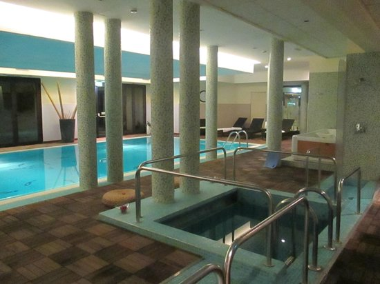 AS Hotel Cambiago: ingresso piscina