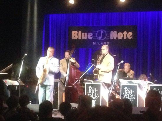 Blue Note Milano: Ray Gelato al Blue Nore