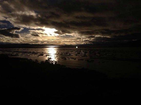 Libertador Lake Titicaca: Amanecer desde la habitacion