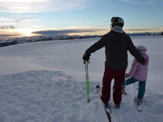Kolmhof Hotel: Skigebiet