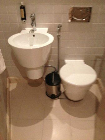 Novotel Suites Dubai Mall of the Emirates: WC