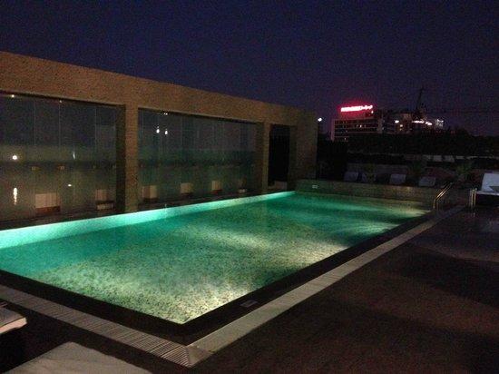 Novotel Suites Dubai Mall of the Emirates: Piscina Azotea