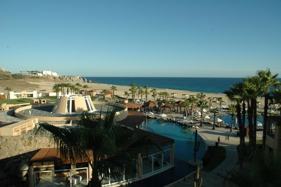 Pueblo Bonito Pacifica Golf & Spa Resort : View from balcony