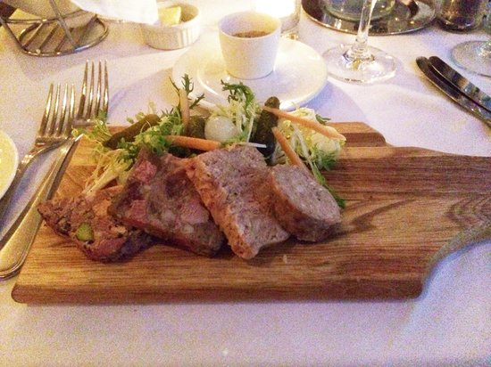 L'Ecole: House made Charcuterie