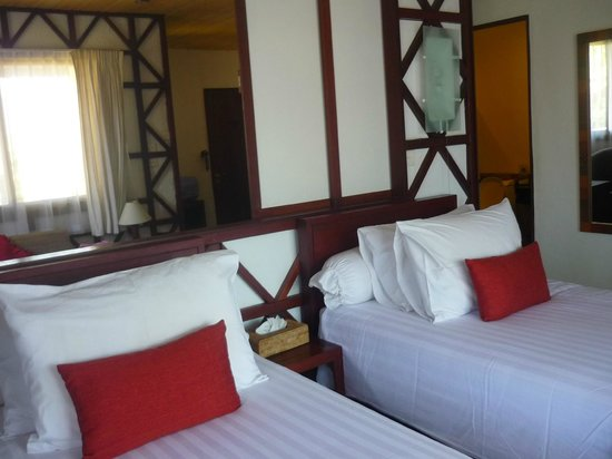 ViewPoint Lodge & Fine Cuisines: chambre