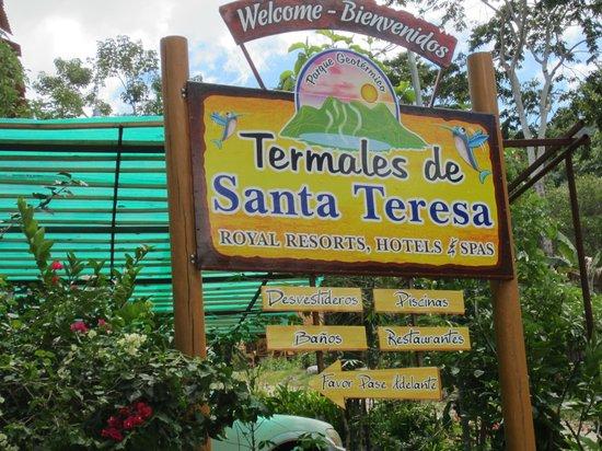 Termales de Santa Teresa