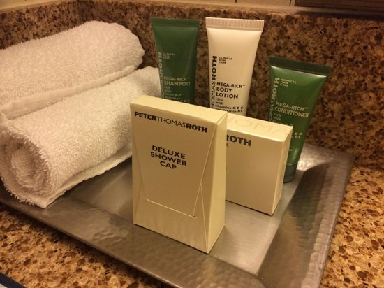 Hilton Los Angeles Airport: Quality Amenities