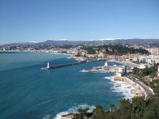 Mercure Nice Promenade des Anglais: View of Nice