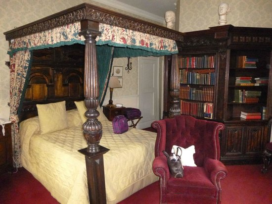 Coombe Abbey Hotel: Room 140