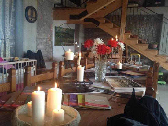 Agriturismo Borgovecchio: Molta atmosfera