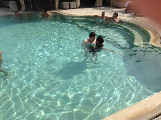 Outdoor pool picture of bagni di pisa san giuliano terme