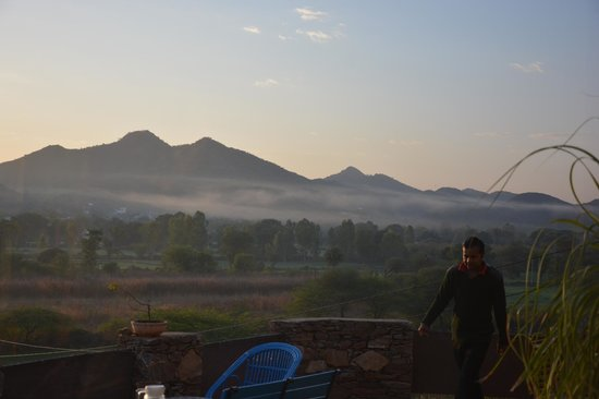 Devra Udaipur: Morning View